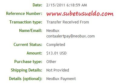 44 pagos en neobux