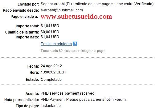 PHD-Clix paga